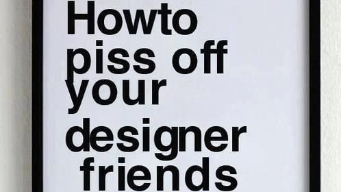 10 things designers say that normal people don't