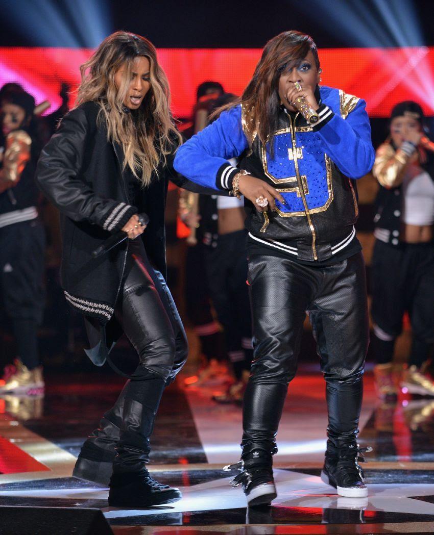 Black Girls Rock 2012, Ciara, Missy Elliott