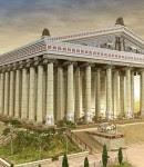 Ο ναός της εφεσίου Αρτέμιδος.