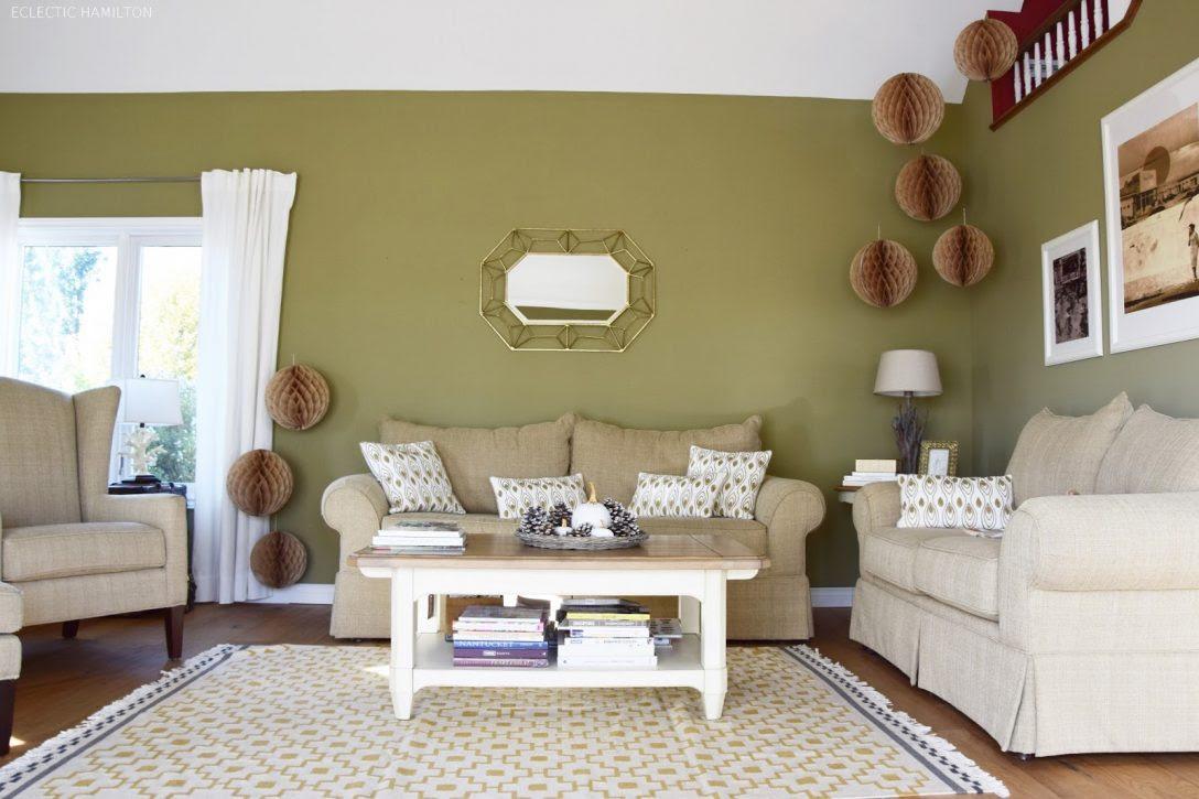 Wohnzimmer Deko Dekoration Inspiration Holz Wand ...
