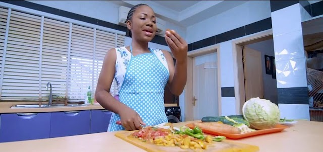 VIDEO:: Mercy Chinwo – On A Regular (Feat. Fiokee) || @MMercychinwo