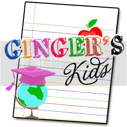 Grab button for Ginger's Kids
