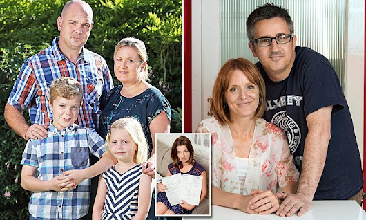 Stranger's £40 parking ticket cost family their new home