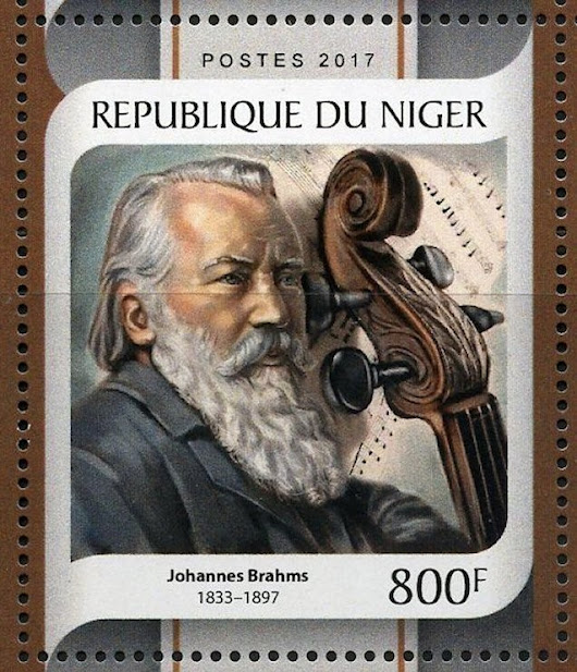Nov 8, 1881: The premiere of Brahms' 2nd Piano Concerto, in Budapest, with Brahms at the piano.