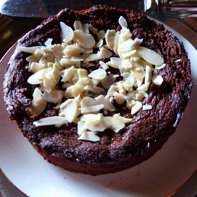 A Cake Named Chocolate Decadence