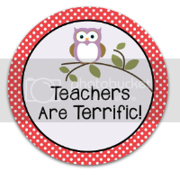 Teachers Are Terrific!