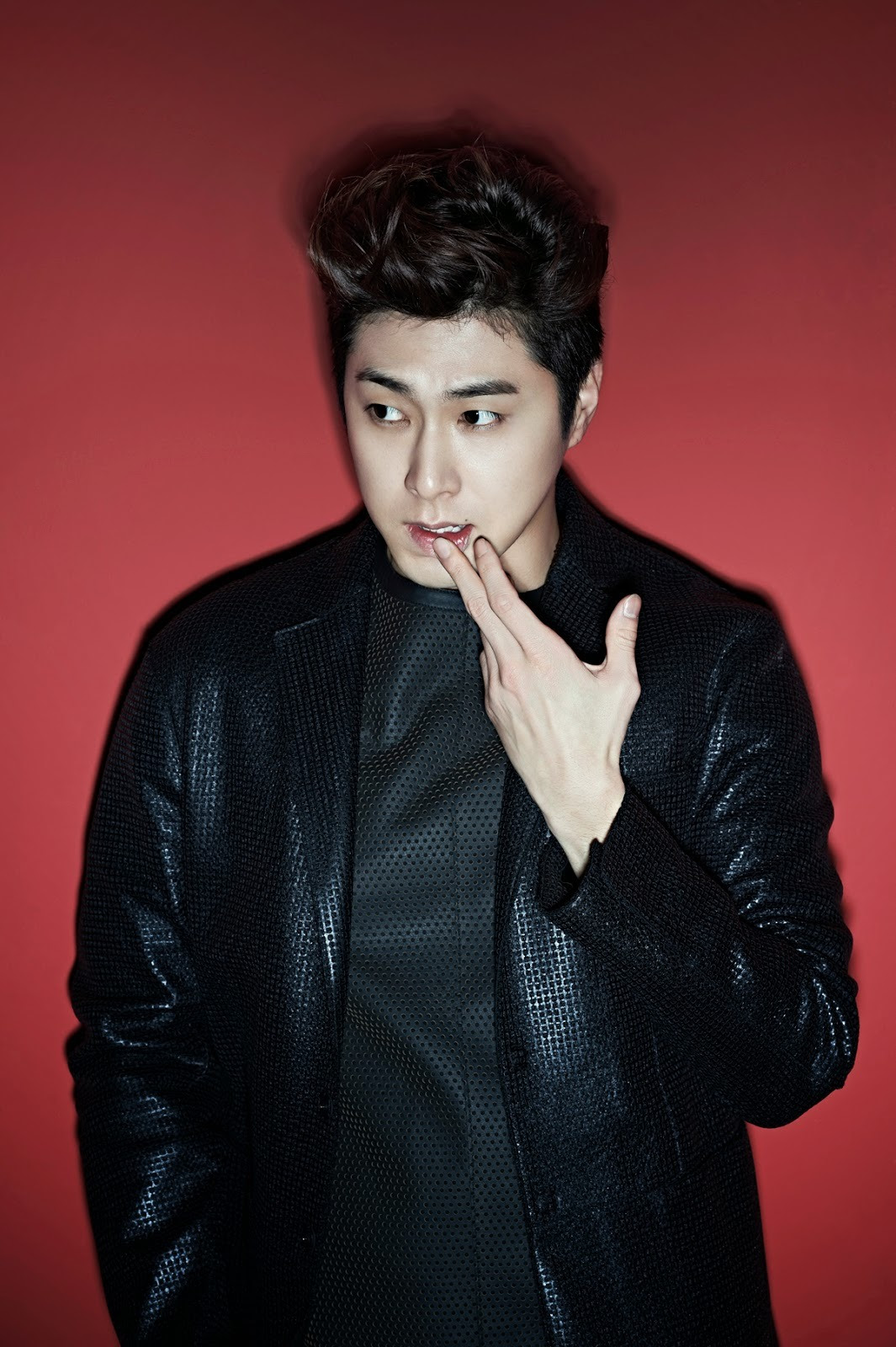 TVXQ Yunho - Arena Homme Plus Magazine March Issue '14