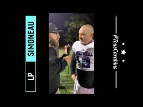 Match #1 - Les entrevues