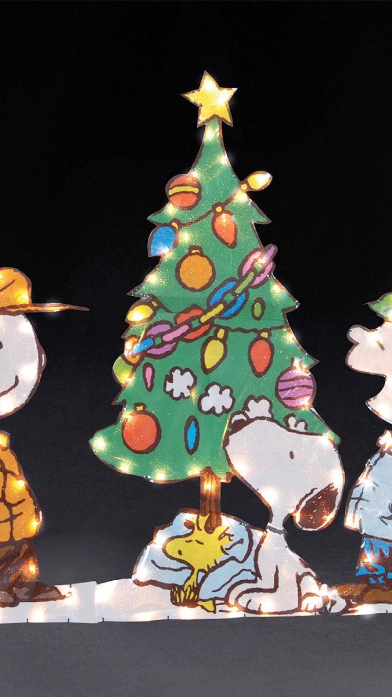 Peanuts Christmas Wallpaper 35 Images