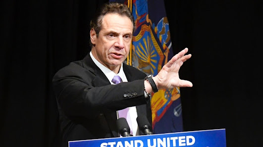 New York Gov. Cuomo grants 35,000 paroled felons right to vote; GOP sees 'power grab'