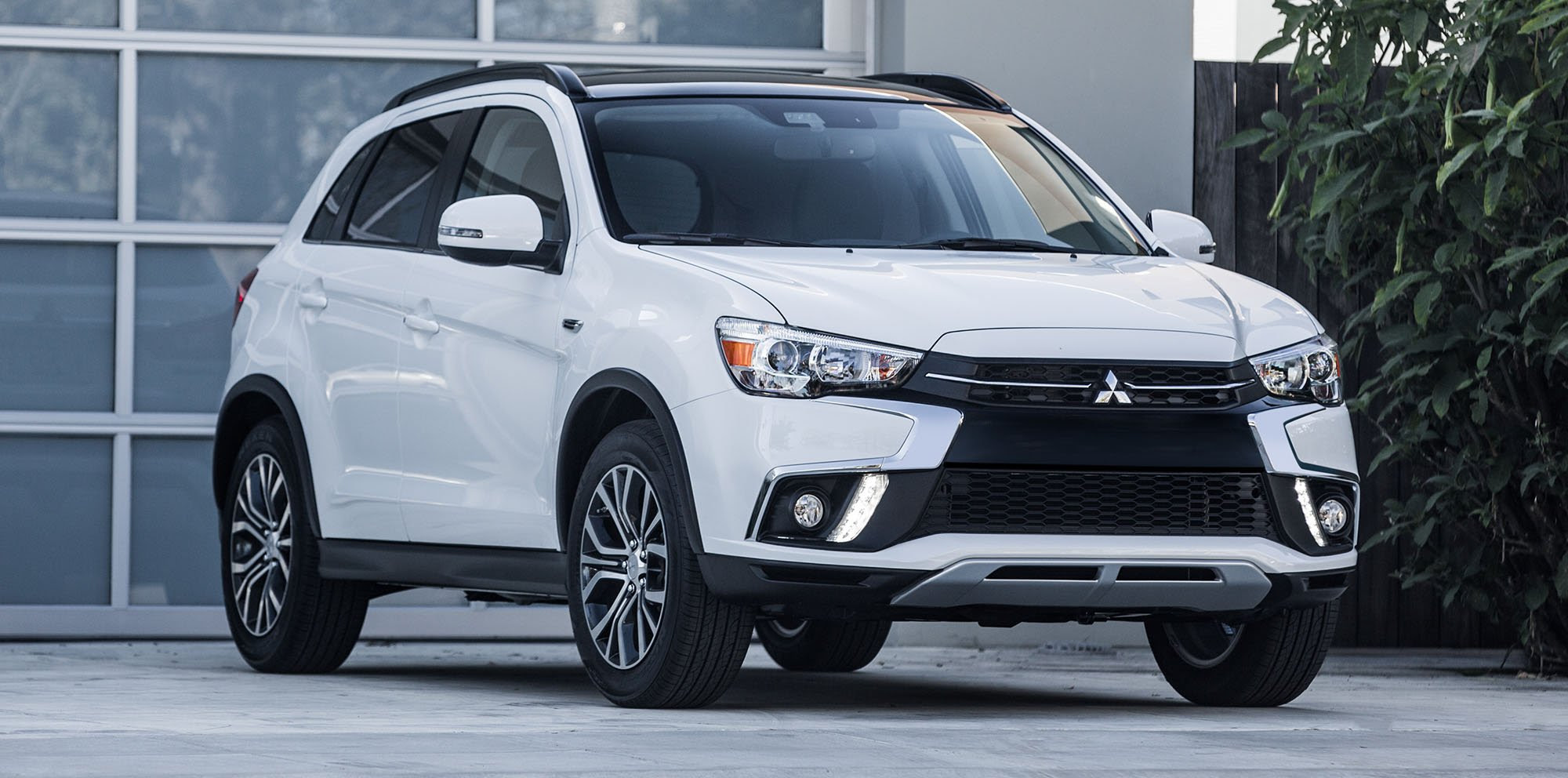 2018 Mitsubishi ASX update revealed in the USA  Photos 1 of 4