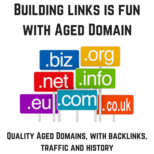 Buy Aged Domains For Sale: Web Design Seo Forum