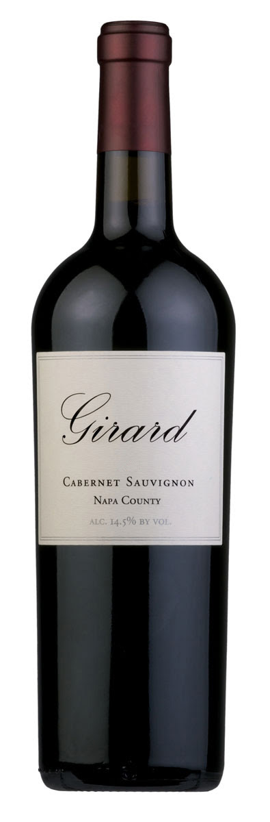 2011 Girard Cabernet Sauvignon, Napa County, 750ml