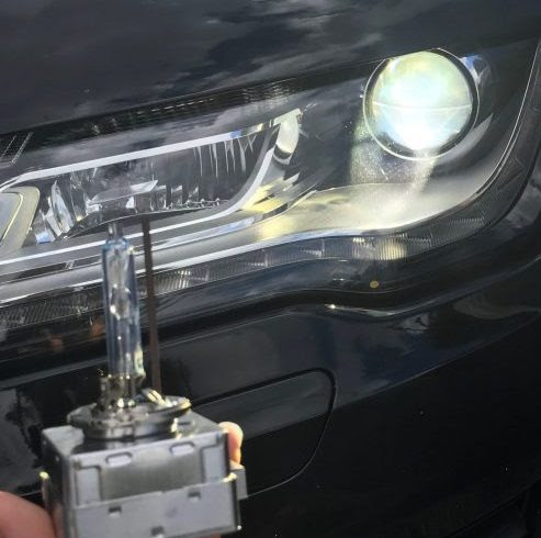Replacing your headlight or bulbs? - Urolube