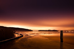 Artificial light horizon