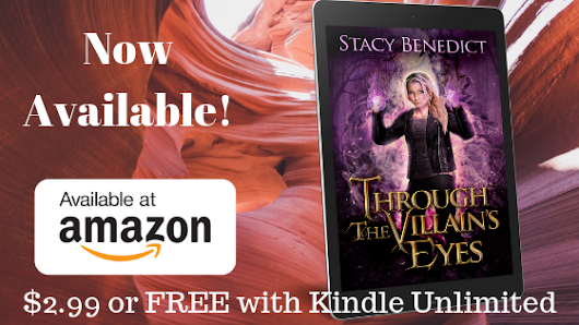 Book 3 of My Urban Fantasy Series is Available as an eBook!