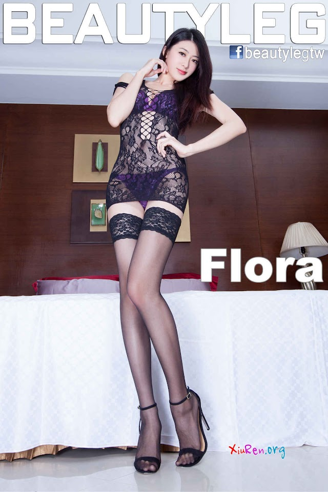 [beautyleg] No.1008 Flora [60P]