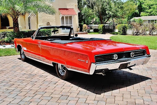 1968 Chrysler 300 Convertible for sale
