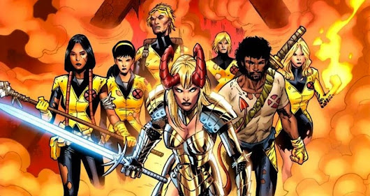 "'X-Men' Spinoff 'The New Mutants' To Be A ""Full-Fledged Horror"" Film"