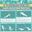 20 Playground Exercises to Achieve a Full-Body Workout Without the Gym