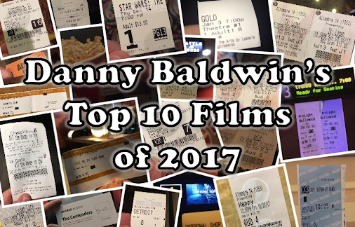 My Top 10 Films of 2017 are now live! Give it a read and a share, why don't ya? http://www.criticspeak.com...