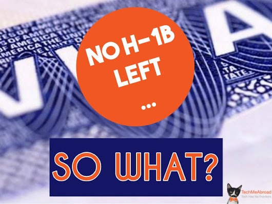 No H-1B left... so what?