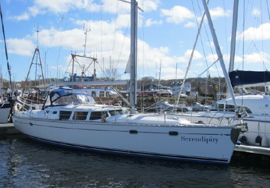 2001 Jeanneau Sun Odyssey 43DS Sail New and Used Boats for Sale