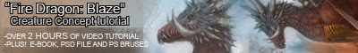 How to draw and paint dragon Tutorial Download