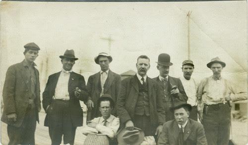 The notorious Butterfat Gang