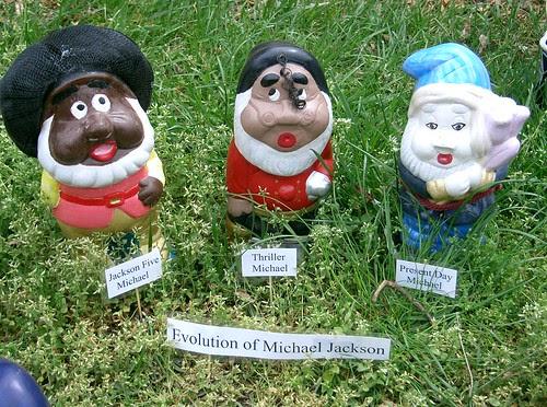 MJ gnomes @ floriade