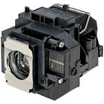 Epson ELP LP55 Projector Lamp - E-TORL UHE (200W) for Epson EB-W8D and more
