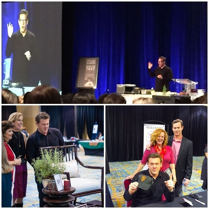tyler florence book event
