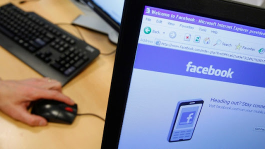 Facebook at Work? You're Kidding, Right?