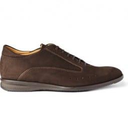 John Lobb Winner Suede Sneakers