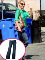 Katherine Heigl wearing J & Company Jeans