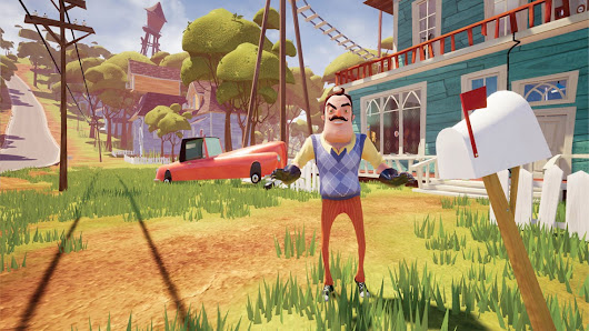 Hello Neighbor Is Coming To The Switch On July 27th | My Nintendo News