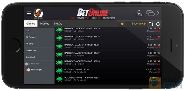 A Review Of Betonline Poker Where American Players Are Welcome