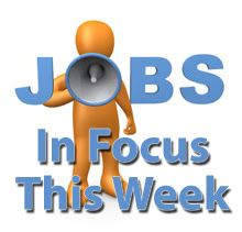 Jobs in focus this week
