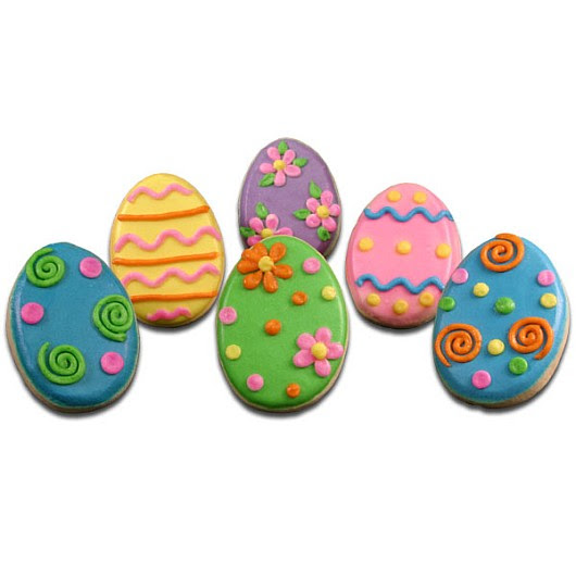 Easter Cookie Gifts | Cookies by Design Blog