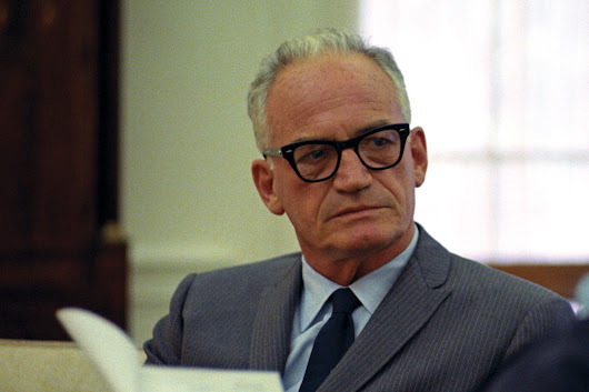 Remembering Senator Barry Goldwater's Historic Campaign | Caffeinated Thoughts