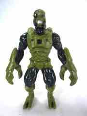 Plastic Imagination Rise of the Beasts Cerula - Green Scorpion with Grey Paint Action Figures