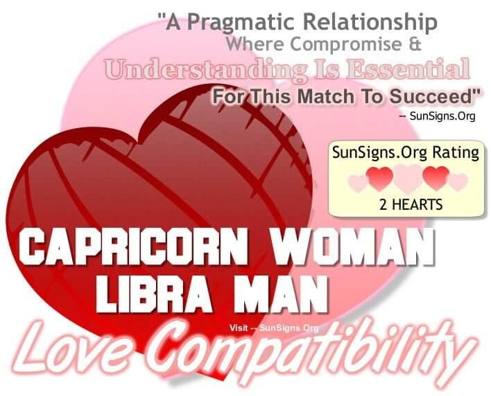 Capricorn Woman And Libra Man - A Pragmatic Relationship ...