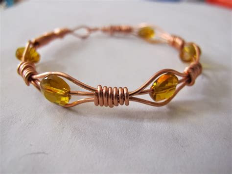 naomis designs handmade wire jewelry copper wire