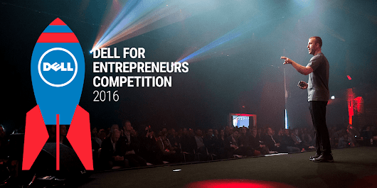 Dell for Entrepreneurs is looking for the best Dutch startup