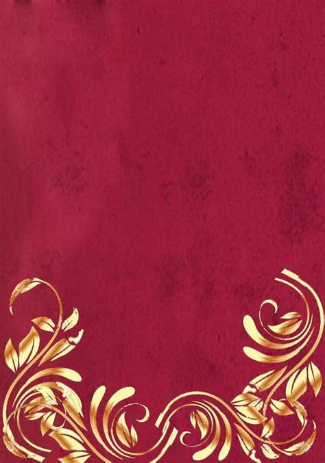 red and gold   Backgrounds in 2019   Wedding background