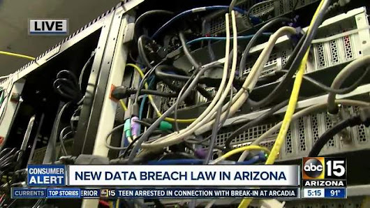New Arizona bill holds businesses accountable during data breaches