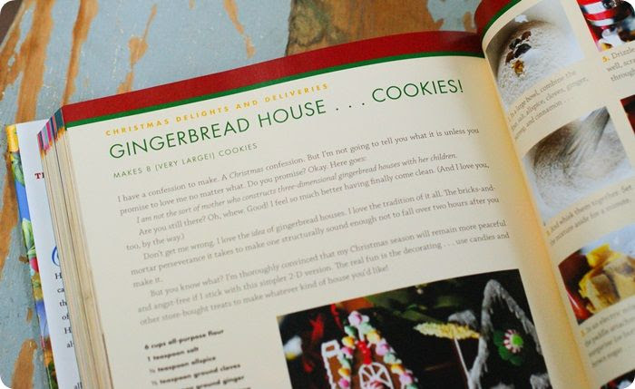 pioneer woman holidays gingerbread photo pioneerwomanholidaysbook7of8.jpg
