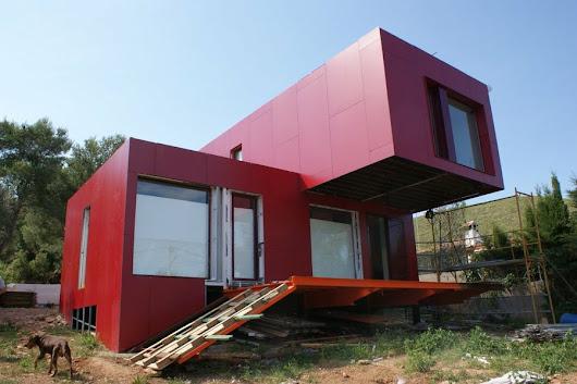 Envato kalvin google - Como hacer una casa con un contenedor maritimo ...
