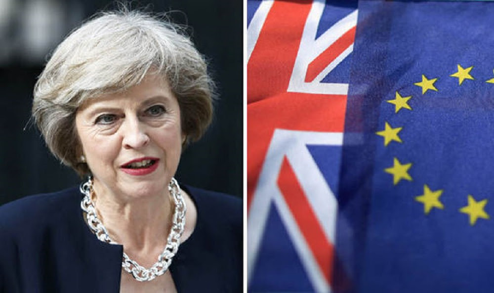 Risultati immagini per uk prime minister 2017