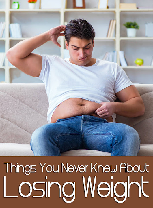 Things You Never Knew About Losing Weight - Quiet Corner